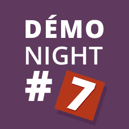 Démo Night #7, 2015 - Logo
