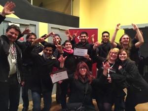 Hackathon équipe avec prix