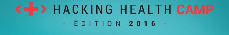 Hacking Health Camp, 2016 - Banner