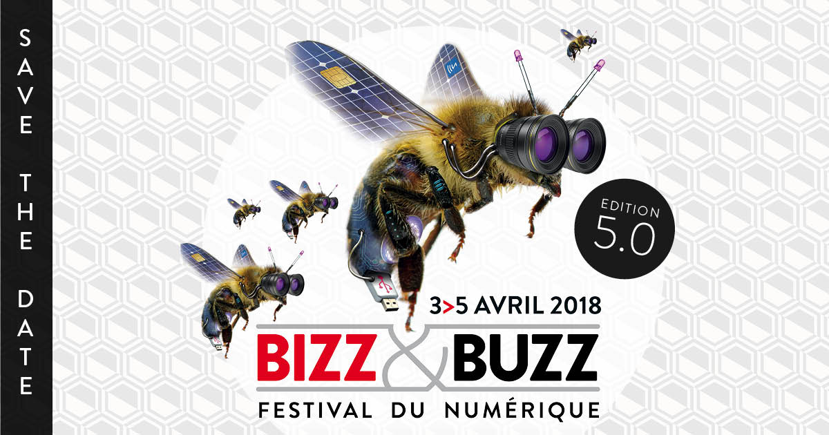 BIZZ&BUZZ Digital Festival 2018 - Banner