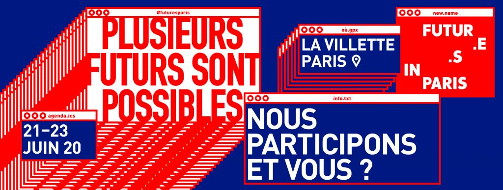 Futur.e.s 2018 - Banner