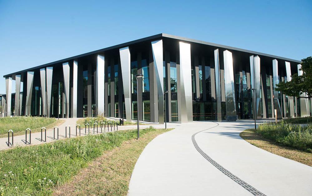 Strasbourg Convention Centre, Palais de la Musique et des Congrès