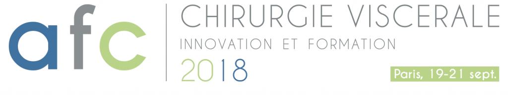 AFC 2018 - Association Française de Chirurgie, Chirurgie Viscérale Innovation et Formation
