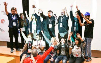Hacking Health Camp Strasbourg 2019