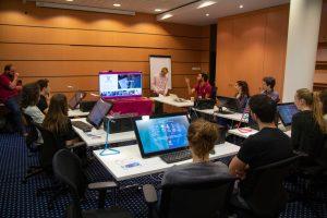 diSplay - Medical students training