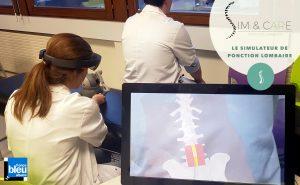 Sim&Care - Augmented reality simulation