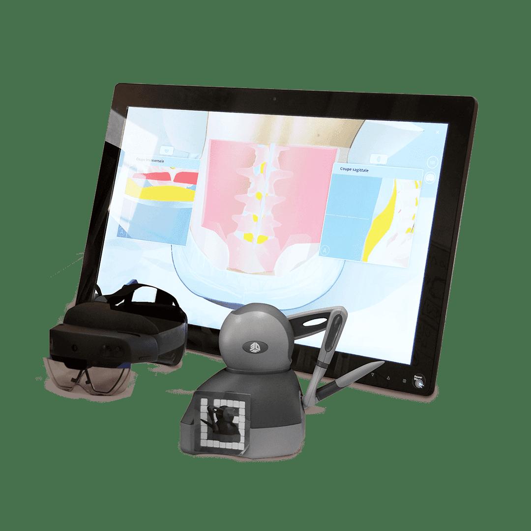 lumbar puncture simulator
